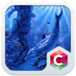 Dolphin Ocean Theme HD Icon