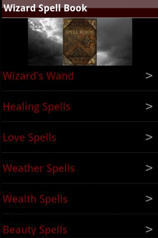 Wizard Spell Book