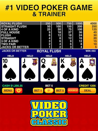 Video Poker Classic Free apktram screenshots 13