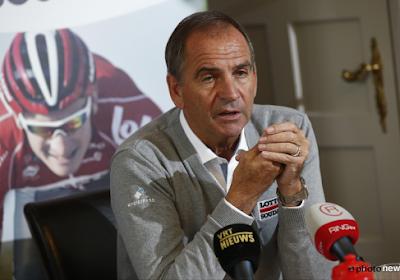 Teammanager Marc Sergeant laat zich uit over de nieuwkomers en vertrekkers bij Lotto Soudal