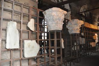 Photo: Vnitřní prostory Kolosea v 1. patře.