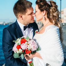 Wedding photographer Aleksandra Kudrina (girlweb). Photo of 03.06.2018