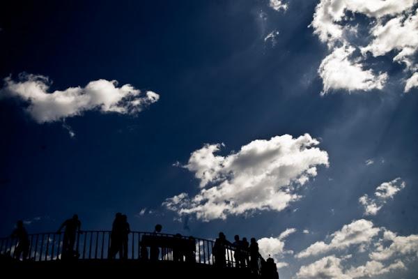 Contemplando il cielo di Silmaril