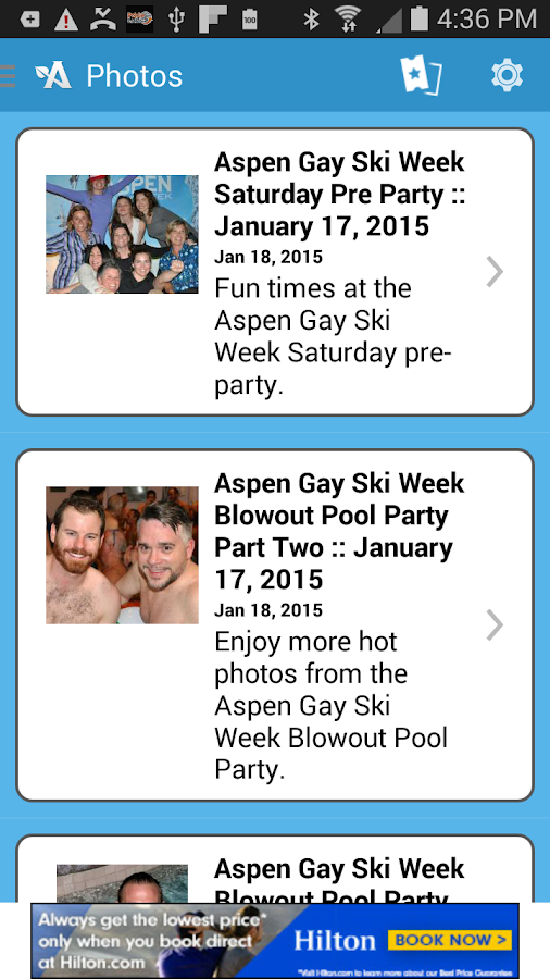 Aspen Gay Ski Week- screenshot
