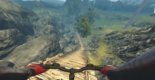 MTB DownHill: Multiplayer 1.0.20 screenshots 1