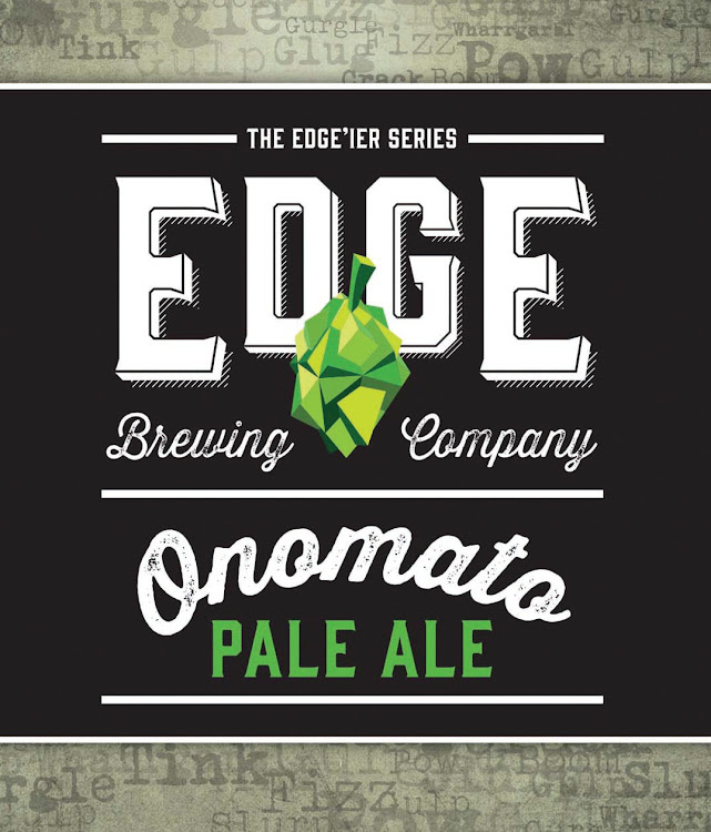 Logo of Edge Onomato Pale Ale
