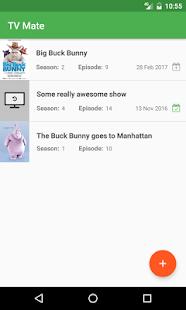 TV Mate - TV Show Tracker - náhled