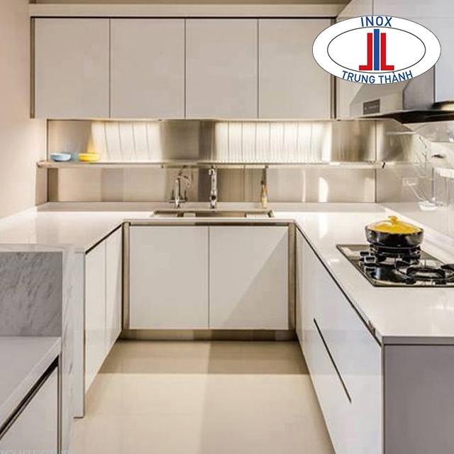 mẫu nhà bếp đẹp 2019