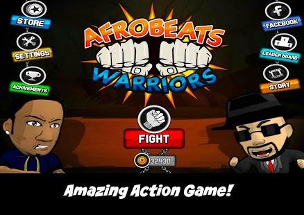 Afrobeats Warriors- screenshot thumbnail