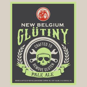 Logo of New Belgium Glütiny Pale Ale