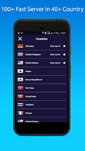 Easy VPN – Free VPN Proxy & Wi-Fi Security 2