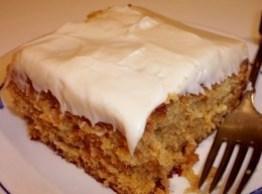 Graham Cracker Sheet Cake Recipe