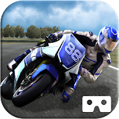 VR Bike - Racing In VR Android APK Download Free By AbsoLogix - 3D Games Studio