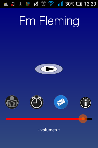 Fm Fleming: captura de pantalla