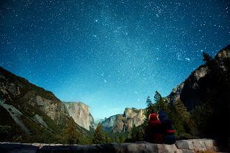"""Photo: connected by stars  in 50 years, what do you want to be remembered for?  we can only imagine what the stars have seen from the glaciers carving these cliffs millions of years ago to the awahnichi, miwok, paiute and mono tribes tending to the land to the 1800s when yosemite inspired the first national parks. we're only a blip in time and may never cross paths with each other but we're all connected by the stars above us  +Charles Lu  --------------------------------------------------------------------- some thoughts others have shared:  +shawn m. robicheaux trying to leave a good legacy behind! doing good deeds for others when they need it most!  +Tom Anderson My mind has been racing; many thoughts and emotions this morning; but no time to share them! Oops! So, I thought I'd put up this pic I took at Yosemite on New Years Eve. Pretty amazing what a camera can capture in low-light these days. I didn't even know this was technically possible with my camera. (It's a Nikon D3S which is supposed to be great at low-light exposure.) This is a single exposure, not an HDR compilation of pics. Here's another exposure I took on the same night that I already shared with a more """"natural"""" look: http://bit.ly/AnjTF8 Here's one +shirley lo and +Charles Lu took at the same spot: http://bit.ly/A6sjZb and here's one from +Trey Ratcliff before the sun went down: http://bit.ly/wy5uVG Are those shooting stars? Your guess is as good as mine. goo.gl/mFKqs  +Andrew Clifton-Brown Being a better man than my father.  +Philipp Weimer Being remembered 50 years after my death would be nice already :)  +Chris Hoffmann Just lovely! Thanks so much for sharing your work. (I would like to be remembered for loving life so that others might go on to do the same. :)  +Noel 'Gene' Borja Lungay In 50 years, I simply wish to be forgotten... but I do implore those who I work with and those who would carry on, to always remember those that we have vowed to help through life. I am on a mission with some """