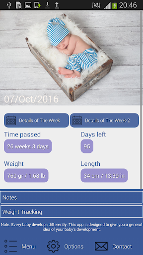 Pregnancy Tracker Apk 2