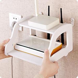 Suport de perete pentru router sau alte obiecte