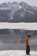 Photo: 一度乱れた水面はなかなか元通りにはならないんすよ、君