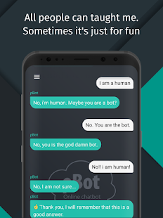 Chatbot roBot- screenshot thumbnail