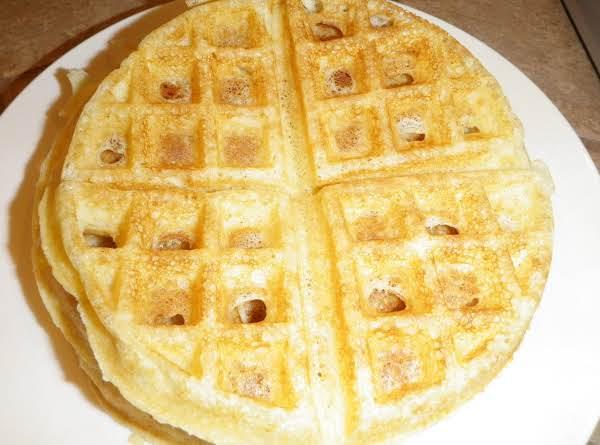 Good Night Waffles Recipe