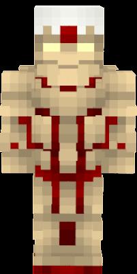 Armored Nova Skin