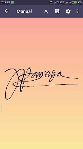 Signature Creator 6.0.2 screenshots 2