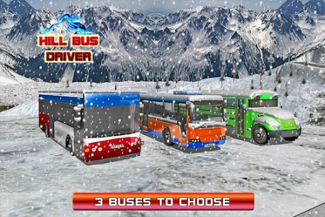 Hill Bus Coach Driver screenshot