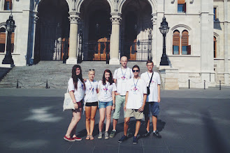 Photo: Remember Europe summer youth camp and workshop in Hungary (3 th - 9 th August 2015).