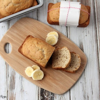 Light & Fluffy Banana Bread