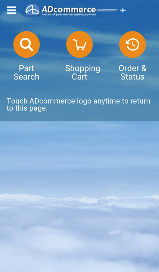 ADcommerce: screenshot