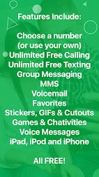 textPlus: Free Text & Calls APK screenshot thumbnail 5