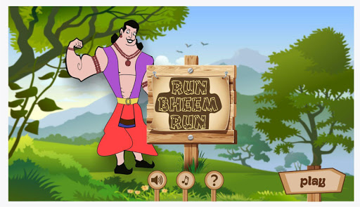 Run Bheem Jungle Run