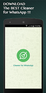 Cleaner for WhatsApp Pro Screenshot