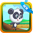 Panda Run Free HD icon