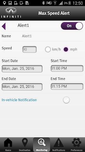 玩免費遊戲APP|下載Infiniti InTouch Services app不用錢|硬是要APP
