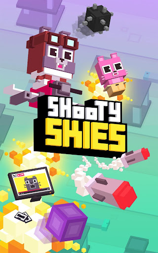Shooty Skies screenshot 1