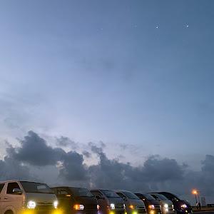 ハイエースバン TRH200K SGLのカスタム事例画像 サボテンさんの2020年08月30日21:31の投稿