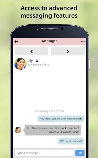 ChinaLoveCupid - Chinese Dating App 2.1.6.1559 screenshots 4