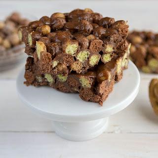 Reese's™ Puffs™ No-Bake Bars