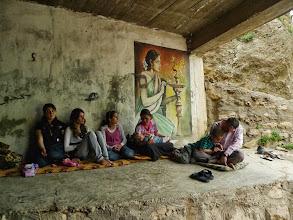 Photo: Yezidis in Lalish, North Kurdistan (Iraq), 2011