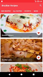 Brazil Recipes - náhled
