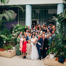 Wedding photographer Anastasiya Maslova (anastasiabaika). Photo of 28.07.2017
