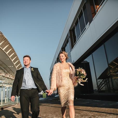 Wedding photographer Tatyana Kugusheva (Tania). Photo of 20.02.2018