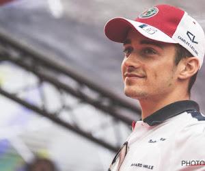 """Défi de taille pour le pilote Ferrari: """"Je ne sens pas la pression"""""""