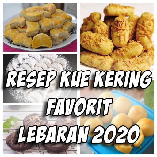 Resep Kue Kering Favorit Lebaran 2020 Aplikacije Na Google Playu