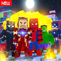 Addon Avengers Superheroes for Minecraft PE icon