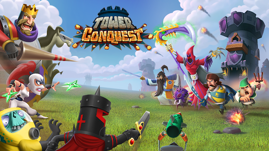 Tower Conquest 22.00.30g (Mod Money)