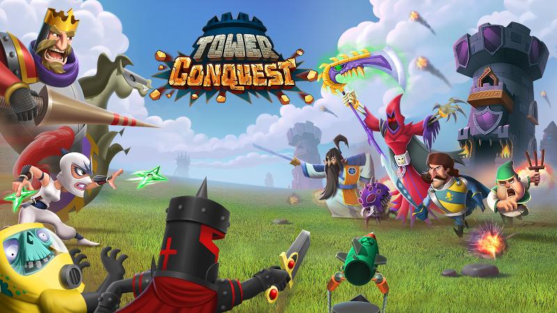 Tower Conquest Screenshot