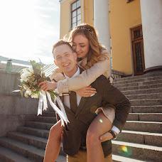 Wedding photographer Anya Agafonova (anya89). Photo of 16.04.2018
