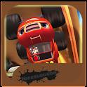 Truck Blaze Road icon